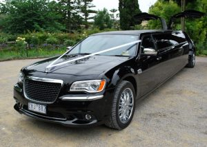 2013 Chrysler 300C Limousine with gull wing doors
