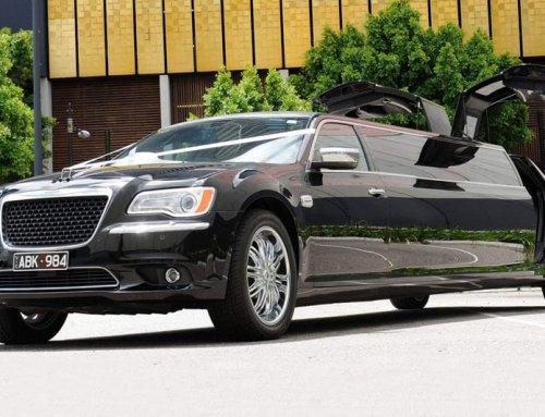 2014 Presidential Black Chrysler 300C Limousine