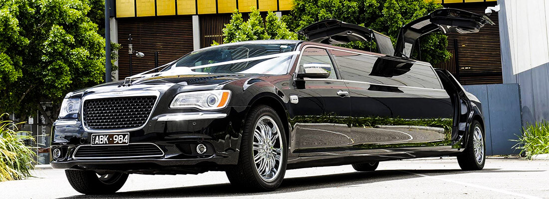luxury limousine hire