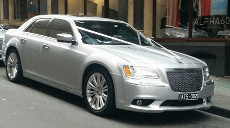 2014 Luxury Silver Chrysler 300C Sedan